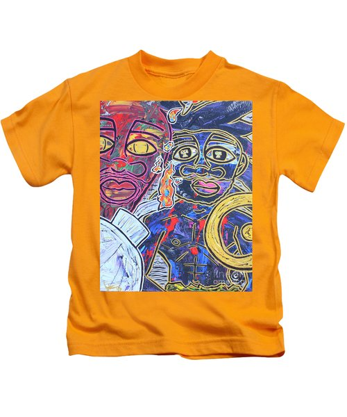 Transgenerational Karma Kids T-Shirt