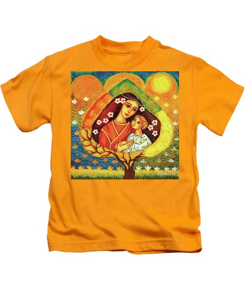 Tree Of Life II Kids T-Shirt