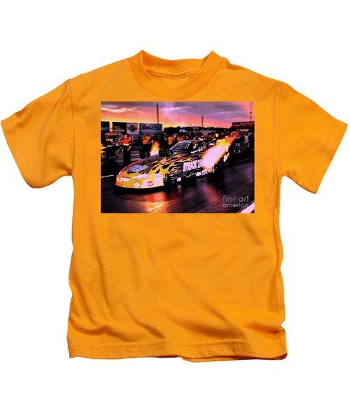Trick Tank - Bob Gilbertson Kids T-Shirt