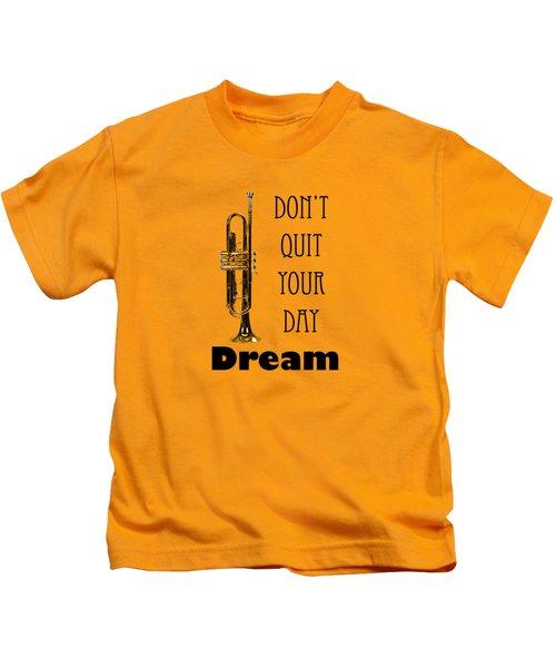 Trumpet Fine Art Photographs Art Prints 5015.02 Kids T-Shirt