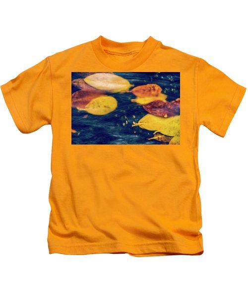 Underwater Colors Kids T-Shirt