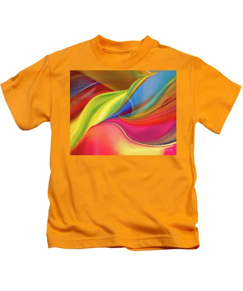 Upside Down Inside Out Kids T-Shirt