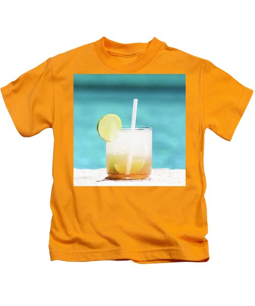 Vacation Sweets Kids T-Shirt