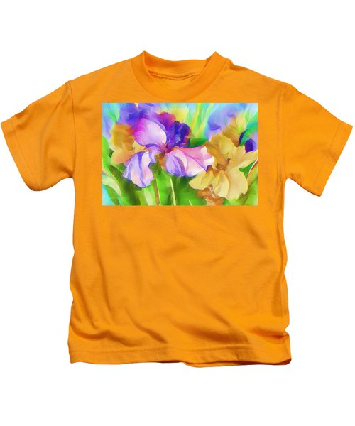 Voices Of Spring Kids T-Shirt