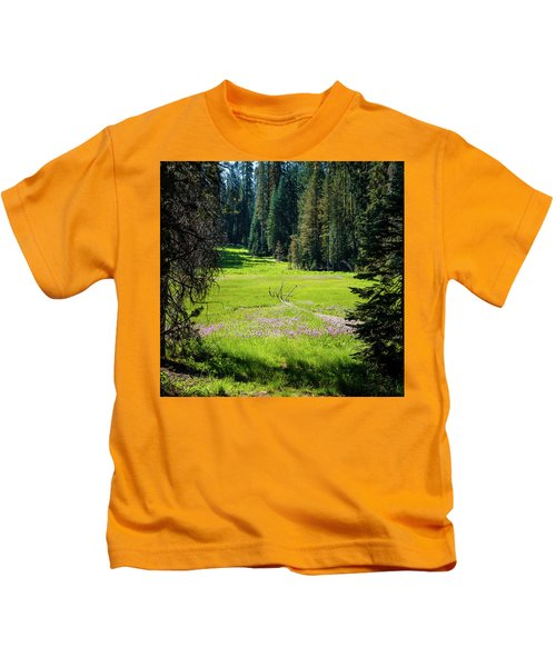 Welcom To Life- Kids T-Shirt