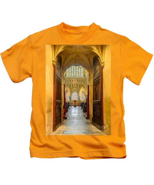 Wellscathedral, The Quire Kids T-Shirt
