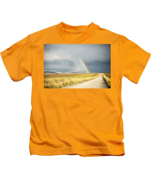 Wide Open Spaces Kids T-Shirt
