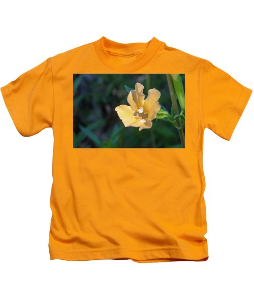 Wilderness Flower 2 Kids T-Shirt