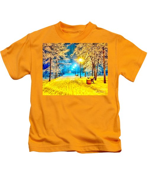Winter Street Kids T-Shirt