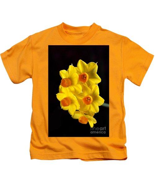 Wonderful Jonquils Kids T-Shirt