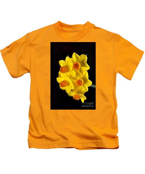 Wonderful Jonquils Kids T-Shirt
