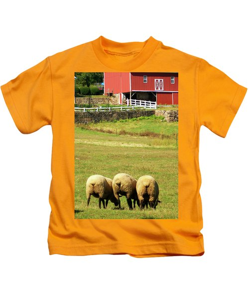 Wooly Bully Kids T-Shirt