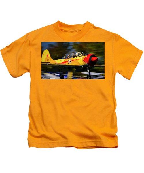 Yak 52 Trainer Kids T-Shirt