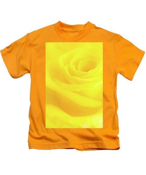 Yello Rose Kids T-Shirt