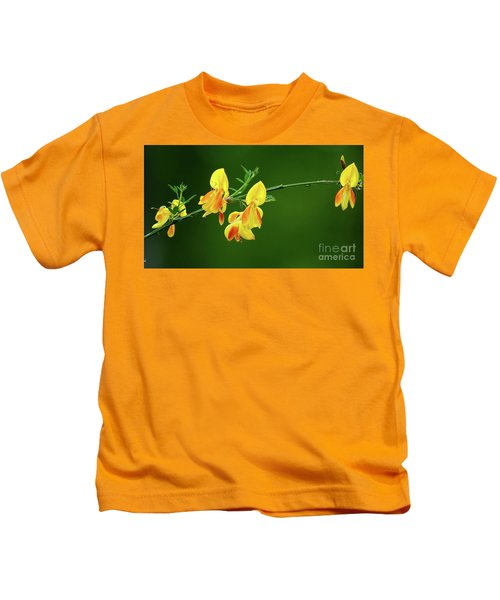 Yellow Fever Kids T-Shirt