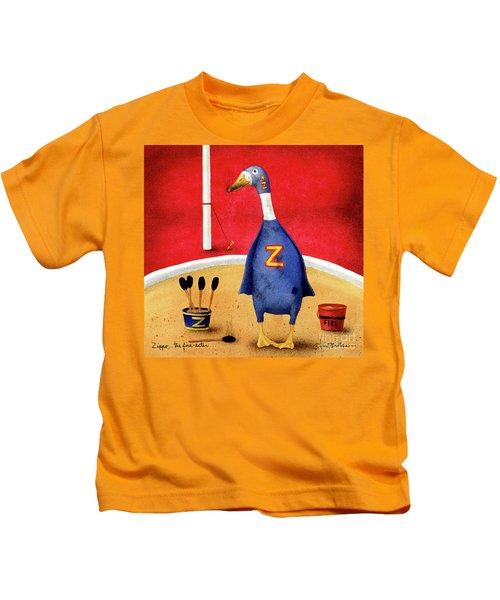 Zippo, The Fire-eater Kids T-Shirt