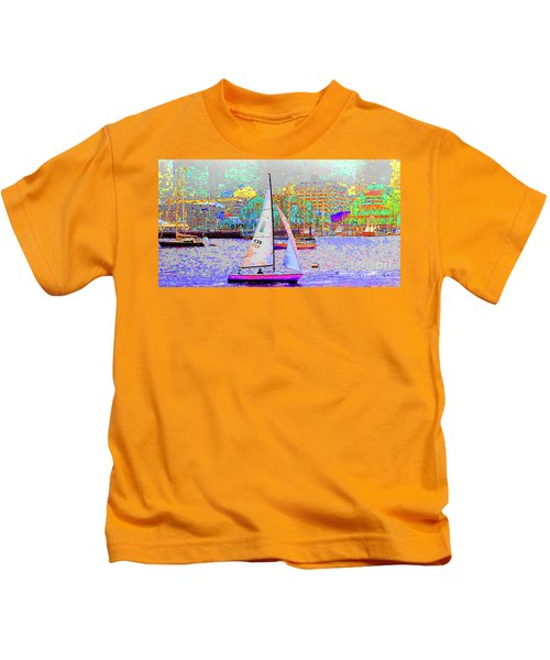 1-13-2009babcdefghij Kids T-Shirt