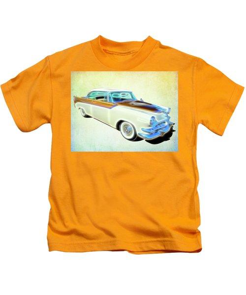 1956 Dodge Royal Kids T-Shirt