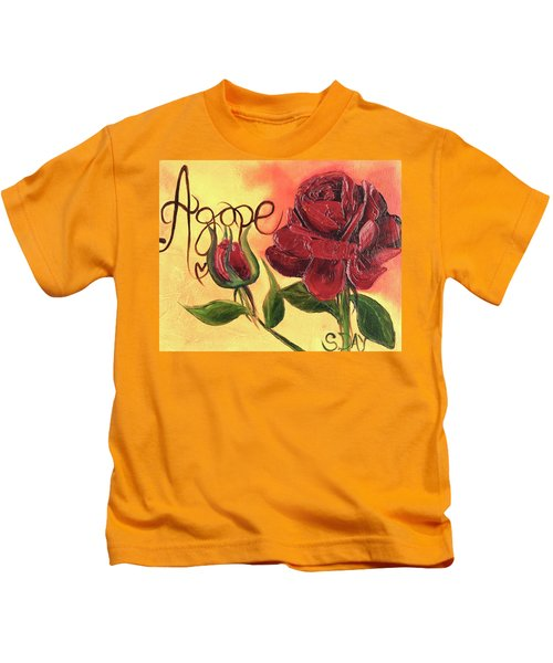 Agape Love Kids T-Shirt