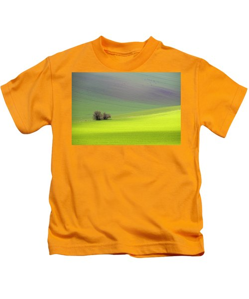Autumn In South Moravia 13 Kids T-Shirt