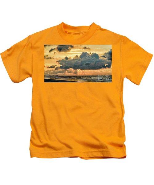 Beaming Through Kids T-Shirt