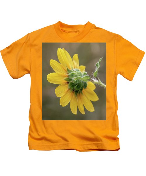 Beauty From Behind Kids T-Shirt