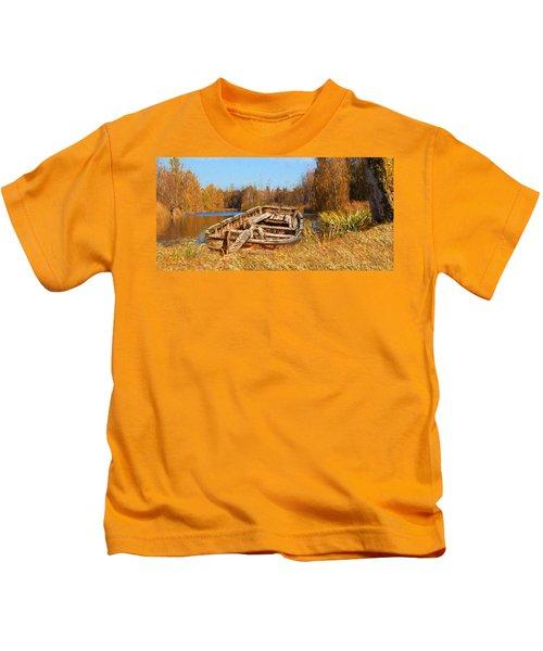 Better Times Kids T-Shirt