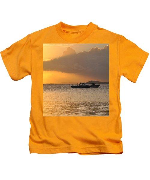 Brewers Bay Sundown Kids T-Shirt