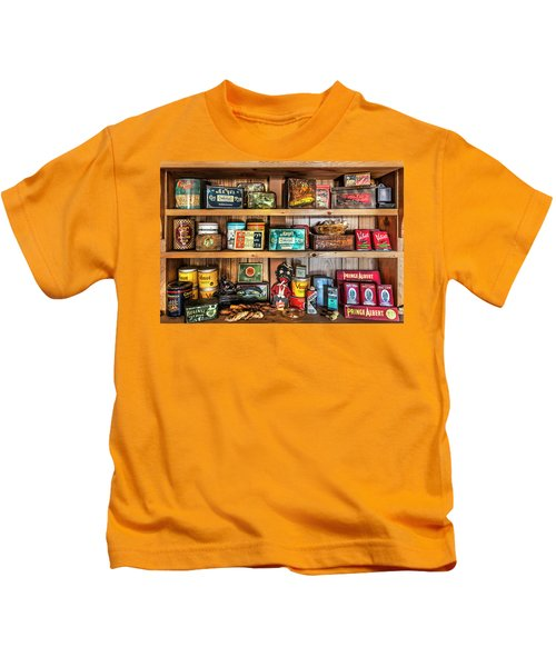 Candy And Smokes Collection Kids T-Shirt