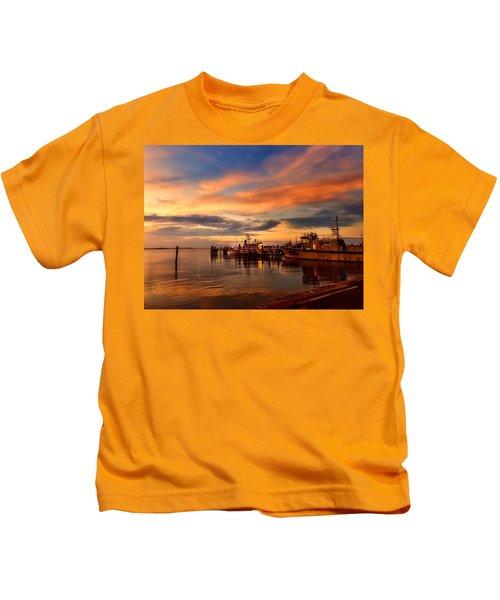Charleston Dawn Kids T-Shirt