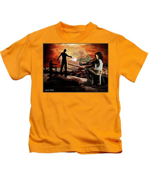 Dawn Of The Dead Kids T-Shirt