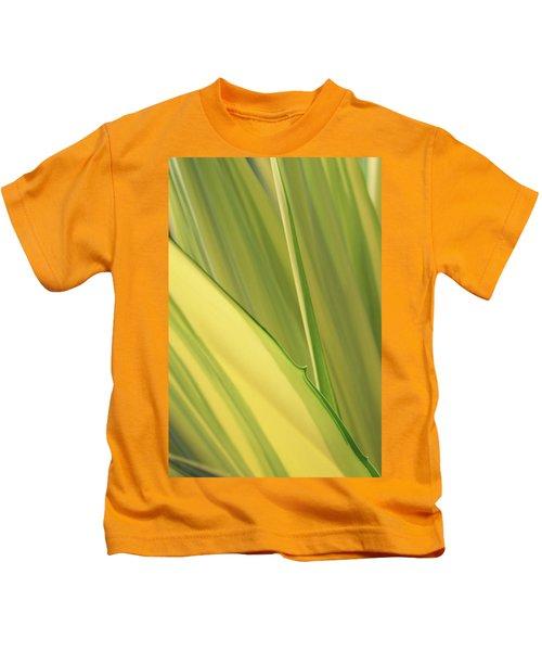 Dreamy Leaves Kids T-Shirt