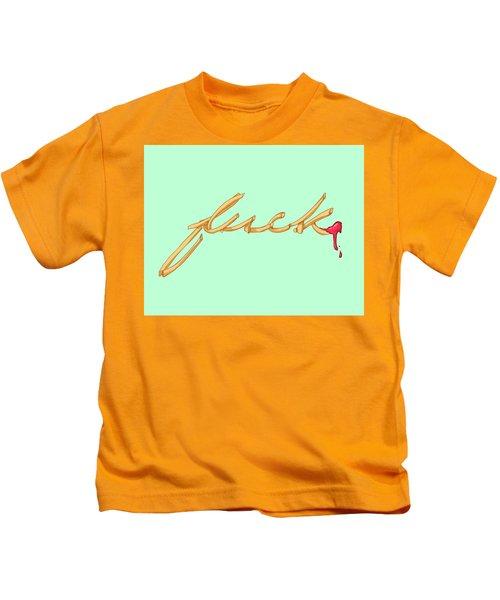 French Fck Kids T-Shirt