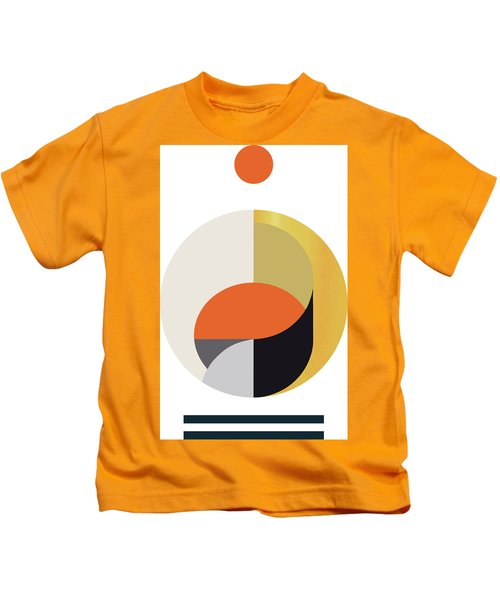 Geometric Painting 12 Kids T-Shirt