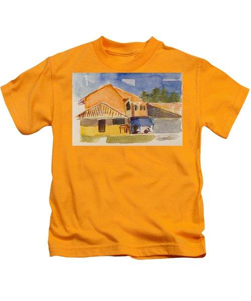House Across The Way Kids T-Shirt