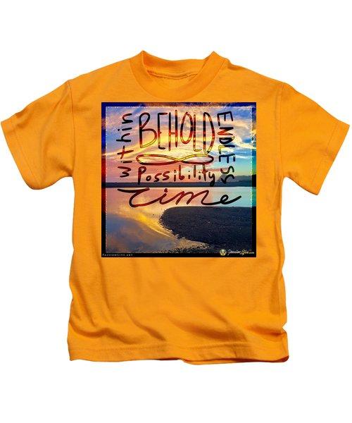 Infinite Possibility Kids T-Shirt