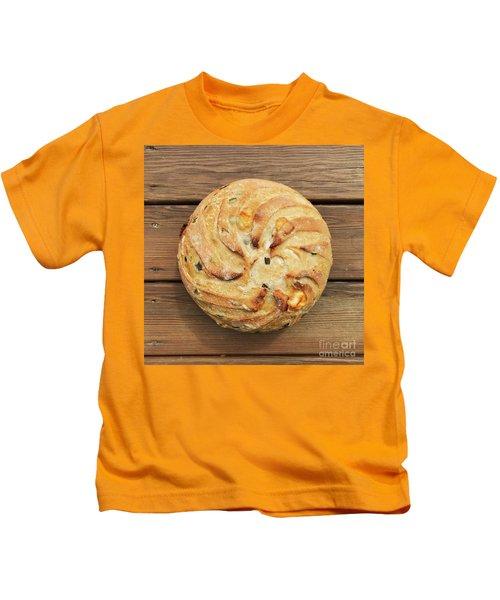 Jalapeno Cheddar Sourdough Kids T-Shirt