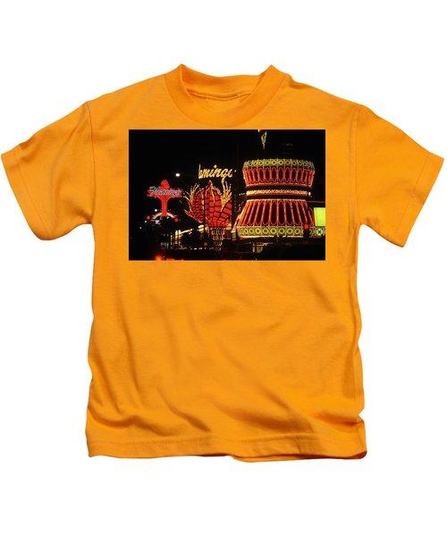 Las Vegas 1984 #2 Kids T-Shirt