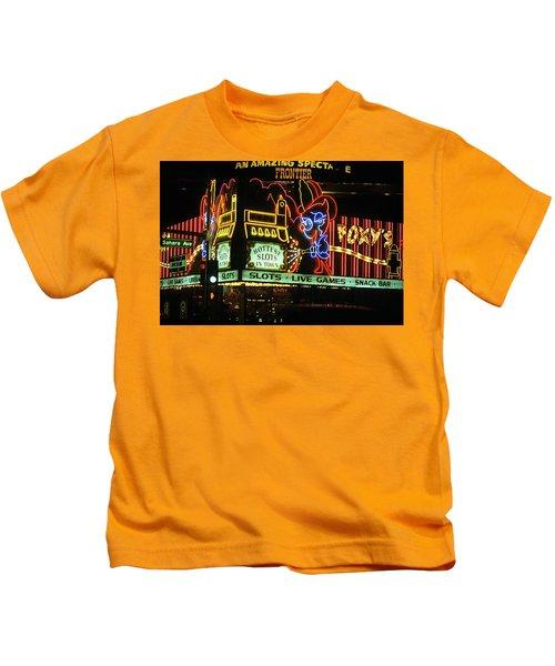 Las Vegas 1984 #5 Kids T-Shirt