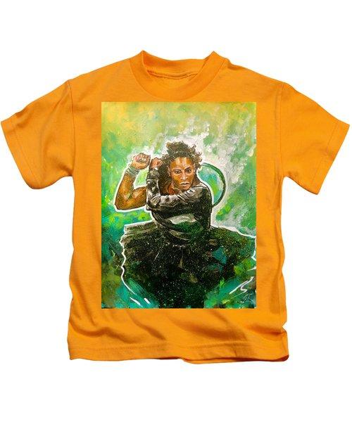 Mama Said Knock You Out Kids T-Shirt