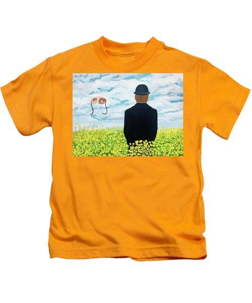 Memories Of June Kids T-Shirt