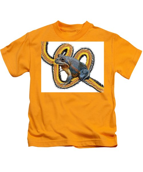 N Is For Northern Banjo Frog Kids T-Shirt