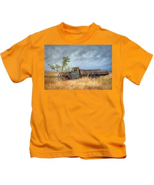 Parked  Kids T-Shirt
