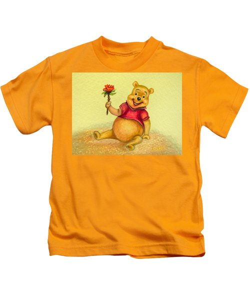 Pooh Bear Kids T-Shirt