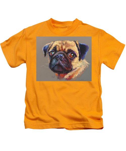 Precious Pug Kids T-Shirt