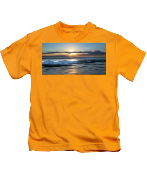 Sea And Surf Dreamscape Kids T-Shirt