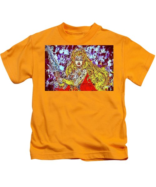 She - Ra Kids T-Shirt