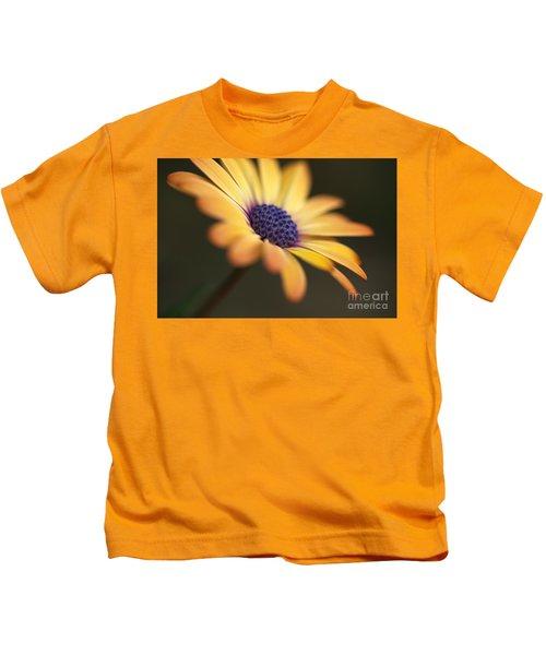 Simply Beautiful In Yellow To Orange  Kids T-Shirt