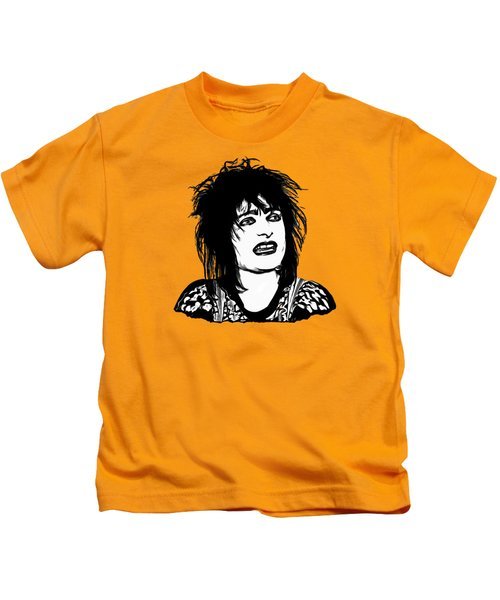 Siouxsie Sioux Collection - 1 Kids T-Shirt