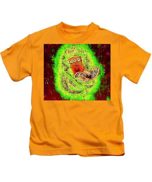 Slimer Ghostbusters Kids T-Shirt